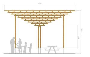 Dougong Canopy Design